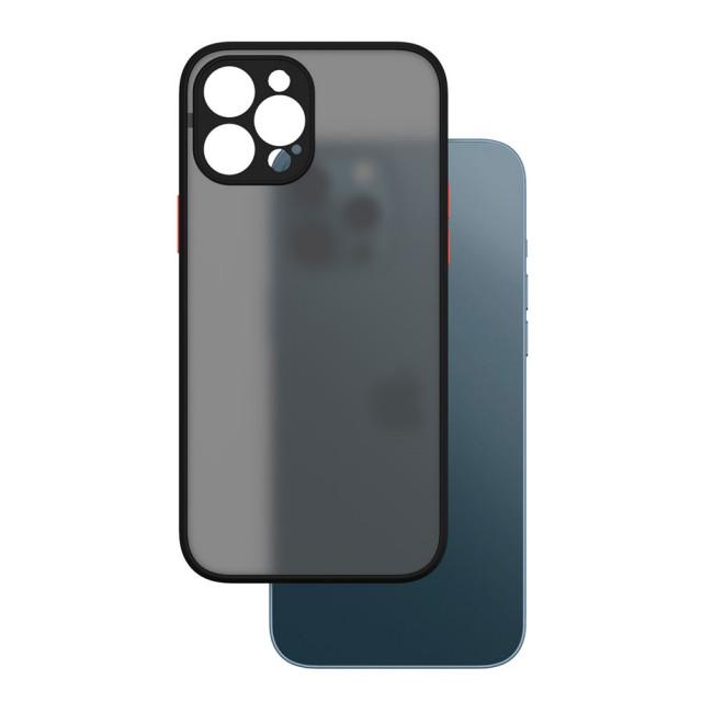 قاب پشت مات محافظ لنزدار  آیفون iPhone 12 Pro Max