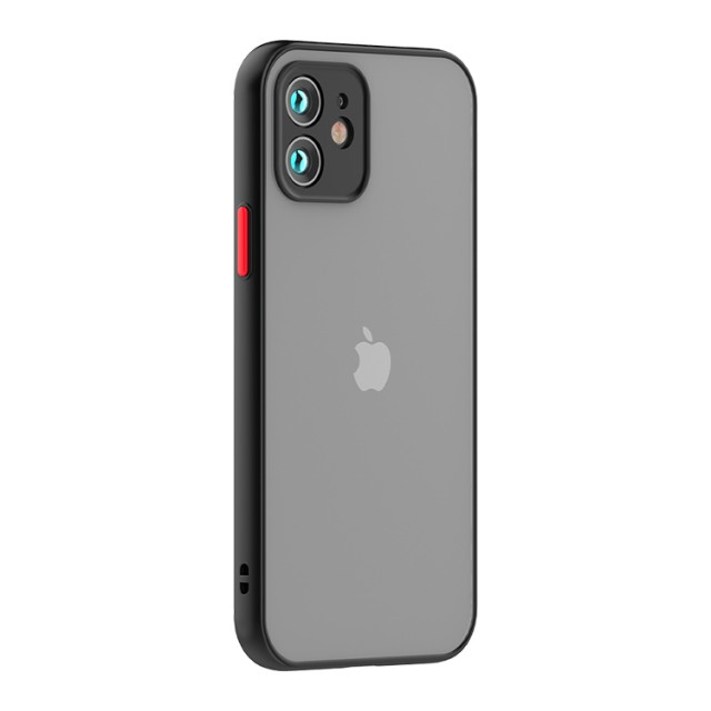 قاب پشت مات محافظ لنزدار  آیفون iPhone 11
