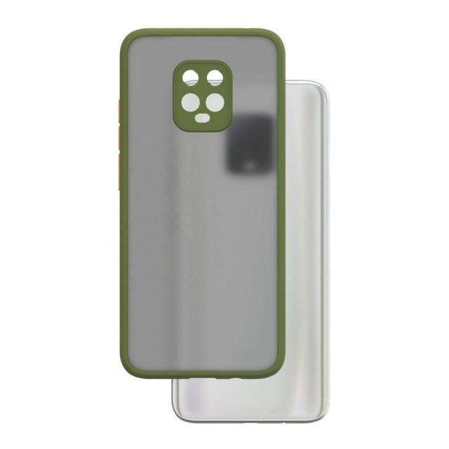 قاب پشت مات محافظ لنزدار شیائومی Redmi Note 9s