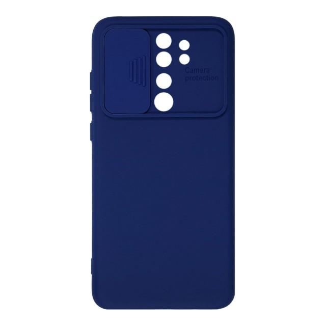 قاب سیلیکونی محافظ لنز دار کشویی شیائومی Redmi Note 8 Pro