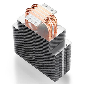 DeepCool GAMMAXX 400 Air Cooling System (6)