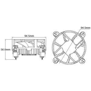 DeepCool CK-11509 Air Cooling System (4)