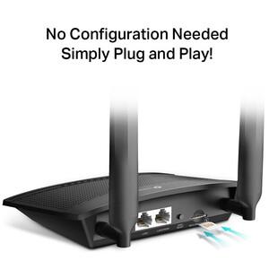 TP-LINK TL-MR100 Wireless LTE Modem Router (3)