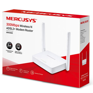 Mercusys-MW300D-Modem