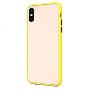 My Choice Matte Clear Edge Cover For Samsung Galaxy A10s (3)