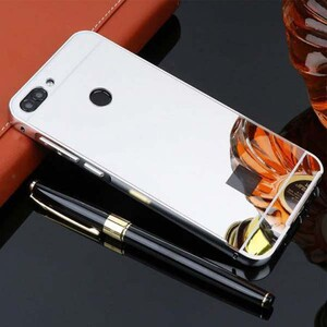 Mirror Glass Case For Huawei Y9 2018 (2)