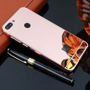 Mirror Glass Case For Huawei Honor 7C (3)