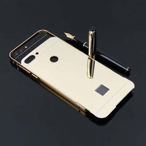 Mirror Glass Case For Huawei Honor 7C (5)