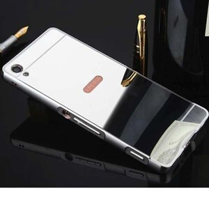 Mirror Glass Case for Sony Xperia XA1 (2)
