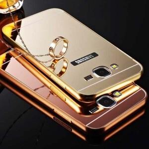 Mirror Glass Case for Samsung Galaxy A8 2015 (2)