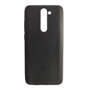 Leather Jelly Code 1 Cover Case For Xiaomi Redmi Note 8 Pro (3)