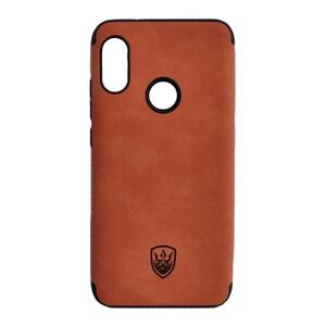 Aramis Leather Design Cover For Xiaomi Mi A2 Lite (1)