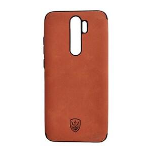 Aramis Leather Design Cover For Xiaomi Redmi Note 8 Pro (1)