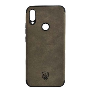 Aramis Leather Design Cover For Xiaomi Redmi Note 7 Pro (2)