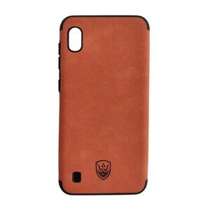 Aramis Leather Design Cover For Samsung Galaxy A10 (1)
