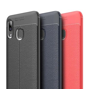 Auto Focus Jelly Case For Samsung Galaxy A20 (2)