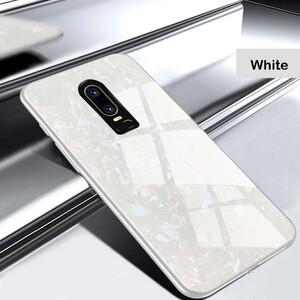 Fashion Marble Glass Case For Huawei Mate 10 Lite (5)
