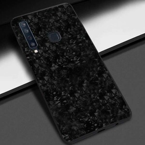 Fashion Marble Glass Case For Samsung Galaxy A9 2018 (5)