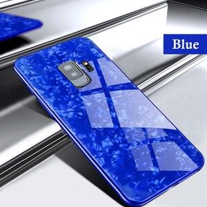 Fashion Marble Glass Case For Samsung Galaxy A6 Plus (3)