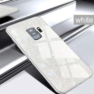 Fashion Marble Glass Case For Samsung Galaxy A6 Plus (5)