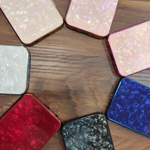 Fashion Marble Glass Case For Samsung Galaxy A7 2017 (2)