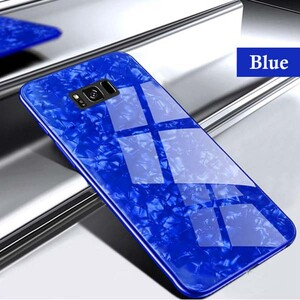 Fashion Marble Glass Case For Samsung Galaxy S8 Plus (3)