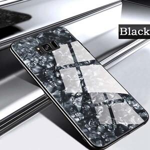 Fashion Marble Glass Case For Samsung Galaxy S7 Edge (4)