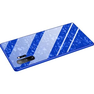 Fashion Marble Glass Case For Samsung Galaxy Note 10 (2)