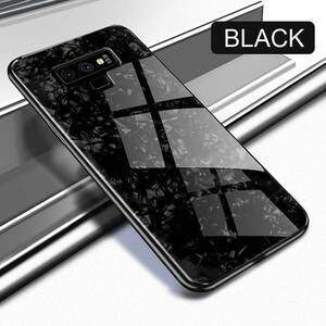 Fashion Marble Glass Case For Samsung Galaxy Note 9 (3)