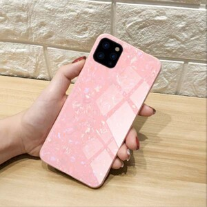Fashion Marble Glass Case For Apple iPhone 11 Pro (2)