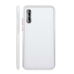 Platina Matte Clear Edge Cover For Samsung Galaxy A70 (6)