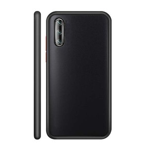 Platina Matte Clear Edge Cover For Samsung Galaxy A50 (5)