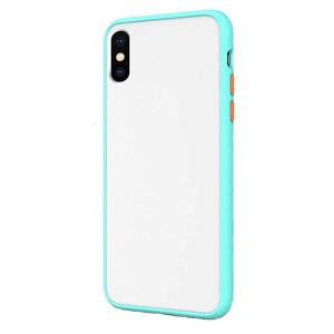 basuse Matte Clear Edge Cover For Samsung Galaxy A30 (2)
