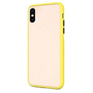 basuse Matte Clear Edge Cover For Samsung Galaxy A10 (3)