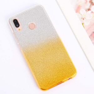 Insten Gradient Glitter Case Cover For Huawei Honor 8c (1)