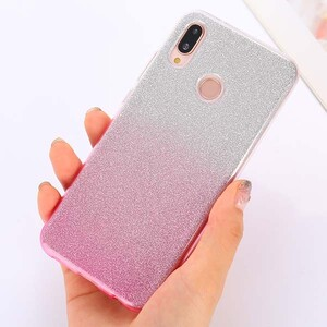 Insten Gradient Glitter Case Cover For Huawei Y7 2019 (2)