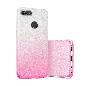 Insten Gradient Glitter Case Cover For Huawei Y7 Prime 2018 (2)