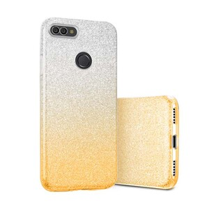 Insten Gradient Glitter Case Cover For Huawei Y7 Prime 2018 (1)