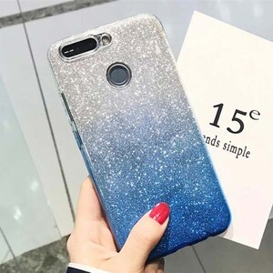 Insten Gradient Glitter Case Cover For Huawei Y7 Prime 2018 (5)