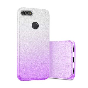 Insten Gradient Glitter Case Cover For Huawei Y6 Prime 2018 (3)