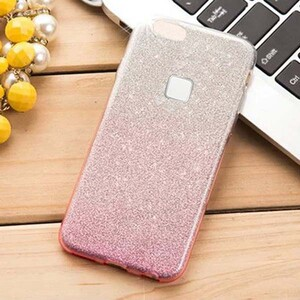 Insten Gradient Glitter Case Cover For Huawei P8 Lite (2)