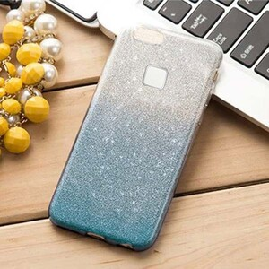 Insten Gradient Glitter Case Cover For Huawei P8 Lite (3)