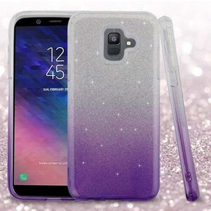 Insten Gradient Glitter Case Cover For Samsung Galaxy J6 2018 (2)