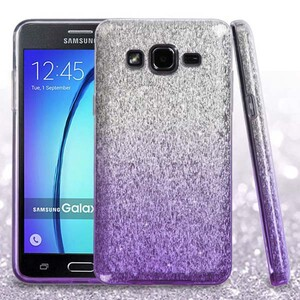 Insten Gradient Glitter Case Cover For Samsung Galaxy J3 2015 (1)