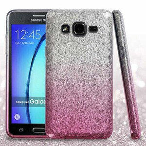 Insten Gradient Glitter Case Cover For Samsung Galaxy J3 2015 (2)