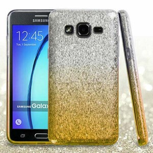 Insten Gradient Glitter Case Cover For Samsung Galaxy J3 2015 (4)