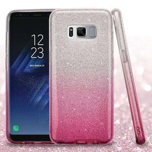 Insten Gradient Glitter Case Cover For Samsung Galaxy S8 Plus (3)