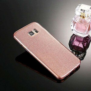 Insten Gradient Glitter Case Cover For Samsung Galaxy S6 Edge (2)