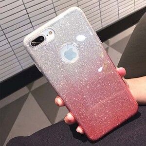 Insten Gradient Glitter Case Cover For Apple iPhone 78 Plus (2)