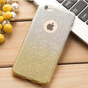 Insten Gradient Glitter Case Cover For Apple iPhone 6 Plus (1)